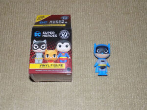 FUNKO, BATMAN, MYSTERY MINIS, DC SUPER HEROES AND PETS, 1/12
