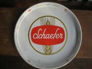 Schaefer Beer Tray