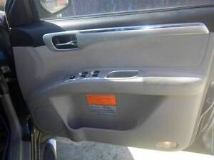 MITSUBISHI CHALLENGER KH PB 4D56U RF DOOR LOCK 09 TO 10 (112348) Brisbane South West Preview