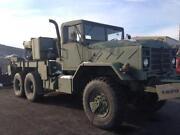 Military 6x6 Trucks