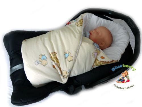 car seat blanket ebay. Black Bedroom Furniture Sets. Home Design Ideas