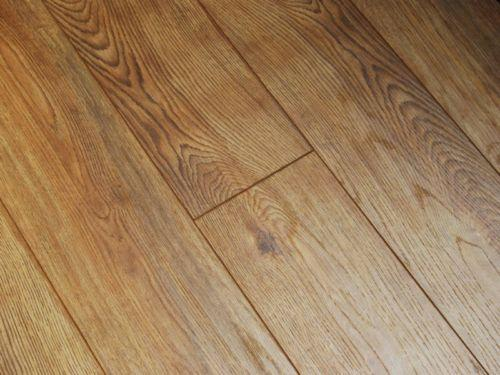 Oak V Groove Laminate Flooring Ebay