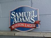 Samuel Adams Sign