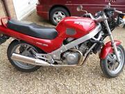 Honda NTV 600