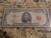 RARE US Paper Money