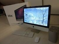 "iMac 21.5"" 2011 - 4GB / 500GB / 3.06GHz i3 - 2013 refurb - MAC BOOK SWAP PREFERRED"