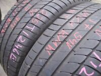 225/50/17 Michelin Primacy HP, BMW x2 A Pair, 5.3mm (454 Barking Rd, Plaistow, E13 8HJ) Second Hand