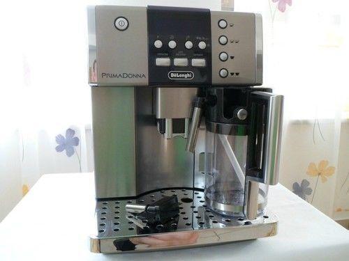 kaffeevollautomaten esam 6600 von delonghi g nstig online. Black Bedroom Furniture Sets. Home Design Ideas