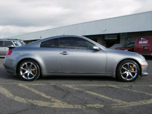 2004 Infiniti G35 Brembro Coupe (2 door)
