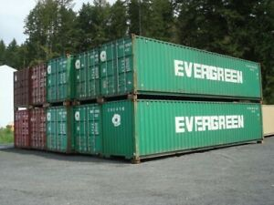 Sea containers for sale New and Used