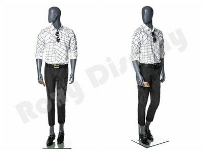 Male Fiberglass Abstract Style Mannequin Dress From Display Mz-mg005