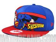 New Era Snapback Superman