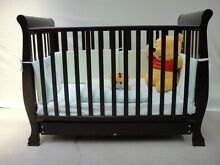 BRAND NEW Nursery Set - Baby Wooden Cot & Change Table Drawers Kedron Brisbane North East Preview