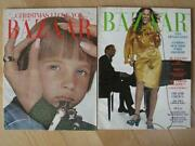 Vintage Harpers Bazaar Magazine