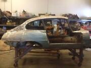 Jaguar XKE Door