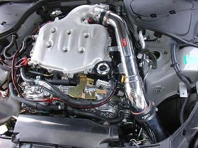 Injen SP Series Cold Air Intake System for 03-07 Infiniti G35 Coupe Polished Air Intake System Polish