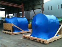 Industrial Shrink Wrapping For Storage & Freight Protection!!