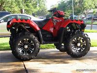 Looking to buy 4X4 ATV