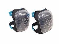 MAKITA P-71978 HEAVY DUTY GEL CAP KNEE PADS WITH VELCRO STRAPS