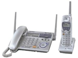 Panasonic Telephones/Answering Machine
