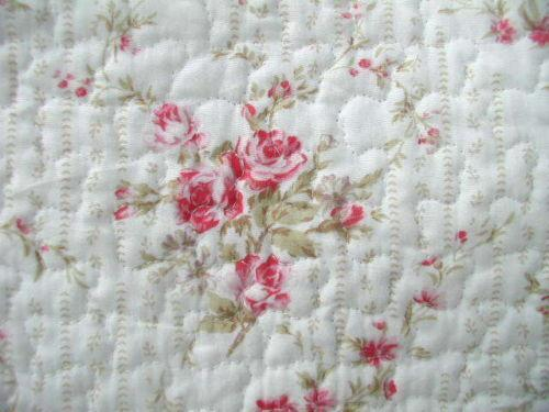 Antique Rose Quilt Ebay