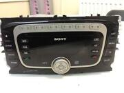 Ford Sony MP3 CD Player