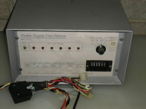 POWER SUPPLY TEST FIXTURE PST-2 *USED*