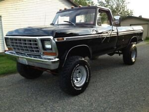 Wanted 1973-1979 ford truck parts