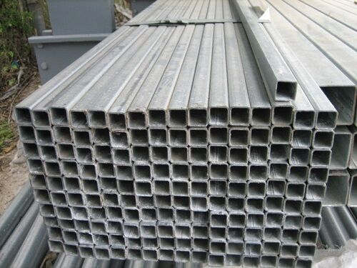 "Galvanized Steel Square Tube - 1"" x 1"" x .035"" x 72"" (Y) (3pc Lot)"