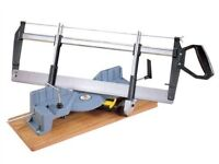 Faithfull Compound Action Mitre Saw 150mm / 6-inch Hand Mitre Saws