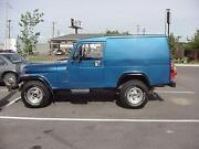 Postal Jeep
