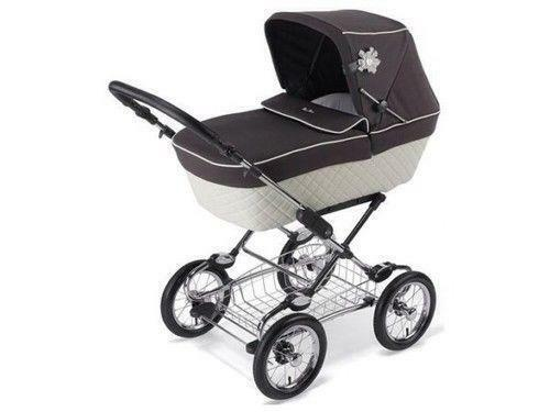 Silver Cross Sleepover Pram Ebay