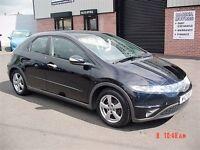 2008 Honda Civic 1.4 SE 5dr ******61000 miles******