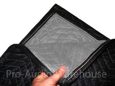3 PACK  BIG Acoustic Sound Blanket  Sound Proof - NICE
