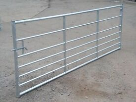Galvanised Field Gates 5 available