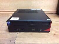 Fujitsu E420 E85+ i5-4460 3.10Ghz ,8GB ram , 500GB hdd ,Windows 10