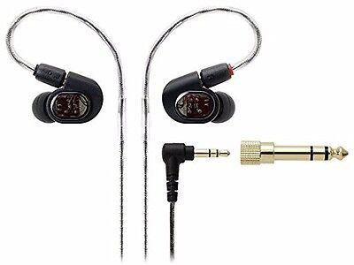 Audio Technica ATH-E70 Profesional Internos Monitor Auriculares Nuevo De Japón