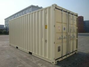 Best Value  Sea Can - Storage Containers - Shipping Containers .