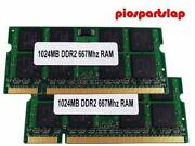 1GB DDR2 RAM Laptop