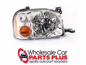 NISSAN NAVARA D22 RIGHT HEADLAMP 01 TO 02 (IC-S475-LB) Brisbane South West Preview