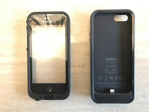 iPhone 5 or 5s Backup Battery case or Life proof Case accessorie