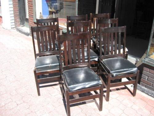 Antique Mission Furniture Ebay
