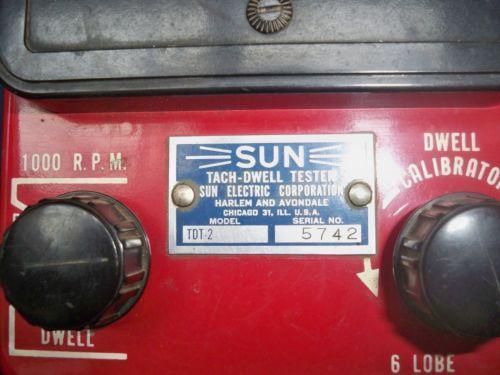 Sun Test Equipment Ebay