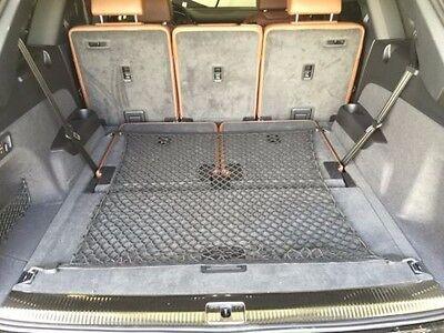 Trunk Floor Style Cargo Net For AUDI Q7 2017 2018 2019 BRAND NEW   (Audi Trunk)