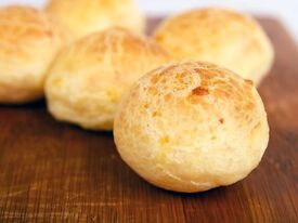PĀO DE QUEIJO ( CHEESE BREAD) - you can order from us