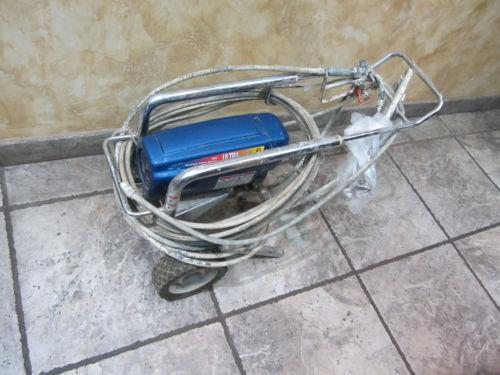 Graco Paint Sprayer Ebay