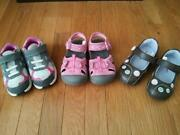 Girls Shoes Size 8 Lot