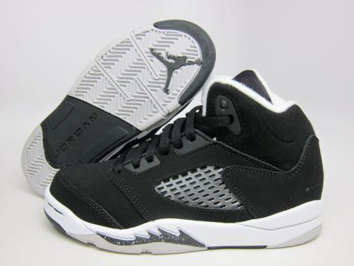 70edc00356d Kids Cool Grey Jordans