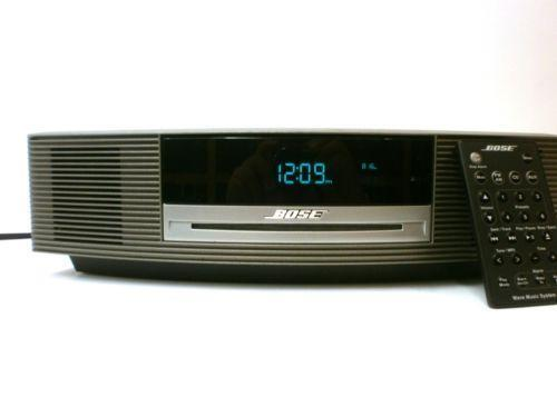 bose wave radio cd player ebay. Black Bedroom Furniture Sets. Home Design Ideas