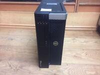 Dell Precision T5610 Xeon E5-2609 v2 2.50GHz 16GB Ram 1TB HDD Win 10 Pro PC